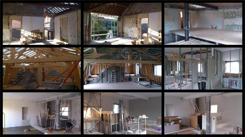 Renovation Complete Maison. Gallery Of Renovation Exterieur Maison ...