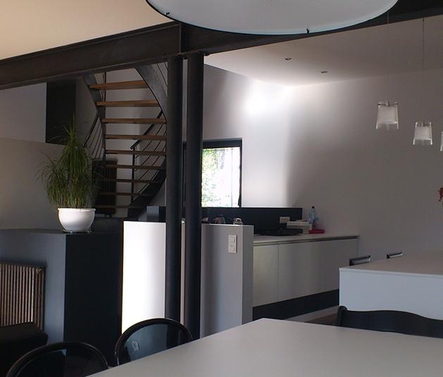 Architecte Nantes Maison Individuelle nélumbia architecture, architecte sur nantes et auray spécialisé