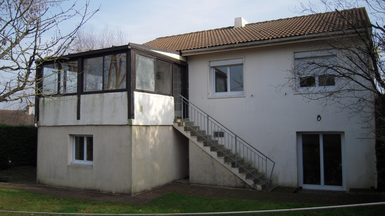 Nélumbia Architecture Extension Et Terrasse Architecte Sur Nantes - Agrandir une terrasse surelevee